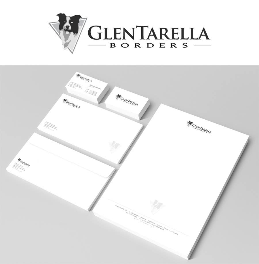 #49 for I need some Graphic Design for GlenTarella Borders by b74design