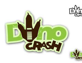 #30 cho Logo for Dino Crash bởi rogeliobello