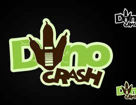 #31 for Logo for Dino Crash by rogeliobello