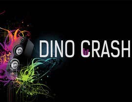 #27 for Logo for Dino Crash by annahavana