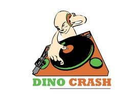 #33 for Logo for Dino Crash af zlatituu