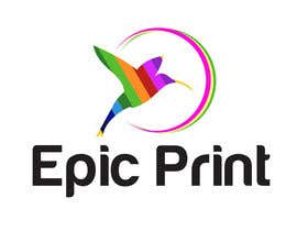 #240 for Graphic Design for Epic Print by ulogo