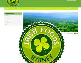 nº 23 pour Design a Logo for Sydney Irish Foods par Spector01