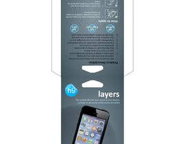 #9 para Need Print and Packaging Designs for screen protector brand por CBDesigns101