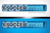 Logo Design for ESoccerStore.com için Graphic Design138 No.lu Yarışma Girdisi