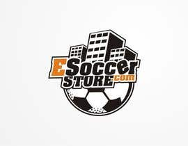 #192 для Logo Design for ESoccerStore.com от dyv