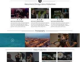#4 for Build a Website: www.chicagolatinotv.com by greenarrowinfo