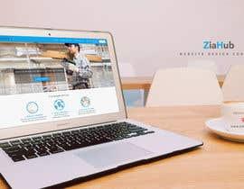 Nro 14 kilpailuun ZiaHub.com UI overhaul käyttäjältä eleopardstudios