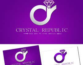 nº 54 pour Design a Logo for Crystal Jewelry par ixanhermogino