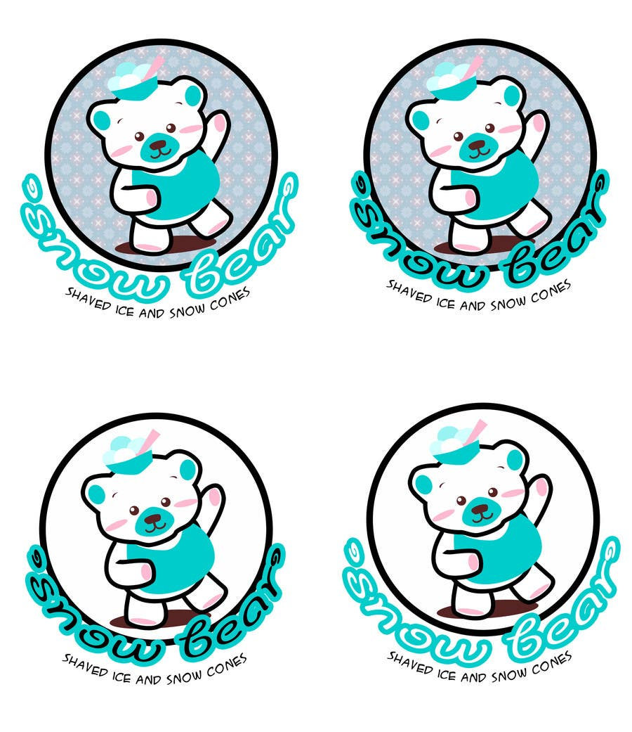 Inscrição nº 28 do Concurso para Design a Logo for shaved ice dessert store