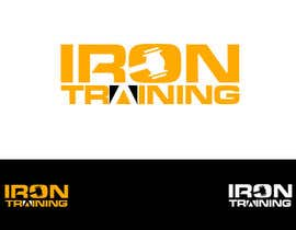 nº 75 pour Design a Logo for IRON TRAINING par designerartist