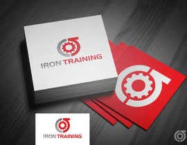 #615 para Design a Logo for IRON TRAINING por amauryguillen