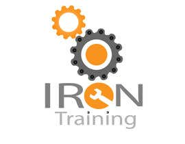 nº 226 pour Design a Logo for IRON TRAINING par mughal300