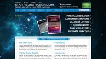 Proposition n° 55 du concours Graphic Design pour Design a banner for a star naming website