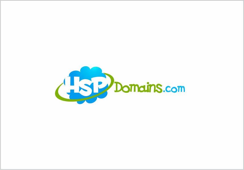 #125 for Design a Logo for HSP Domains.com by rueldecastro