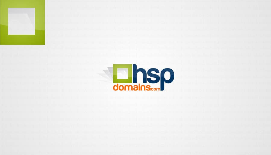 #68 for Design a Logo for HSP Domains.com by deziner313