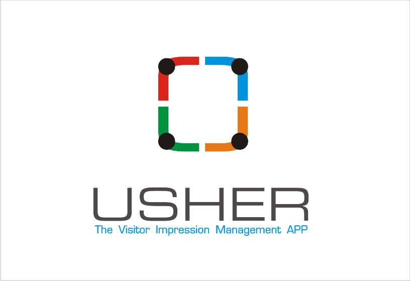 Inscrição nº 92 do Concurso para Design a Logo for a product names Usher