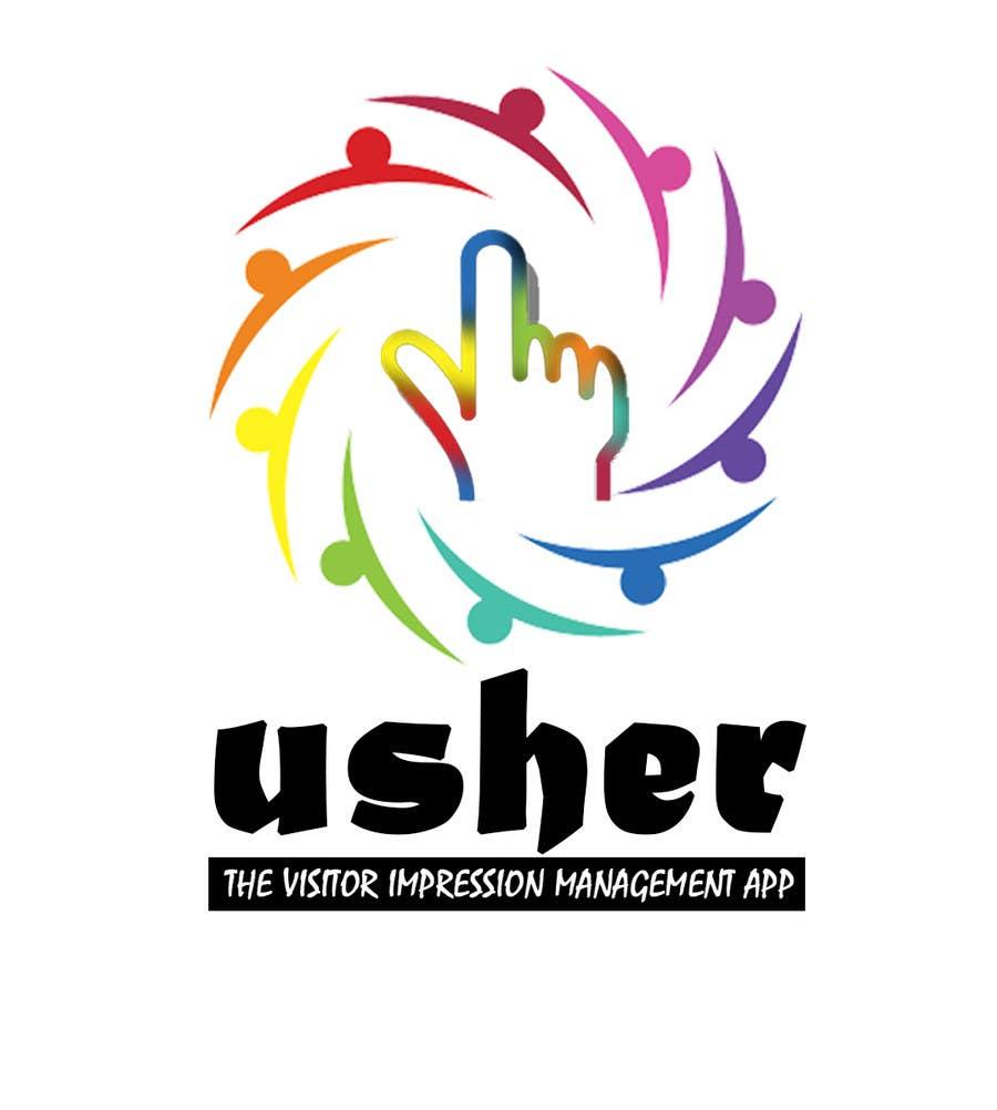 Inscrição nº 107 do Concurso para Design a Logo for a product names Usher