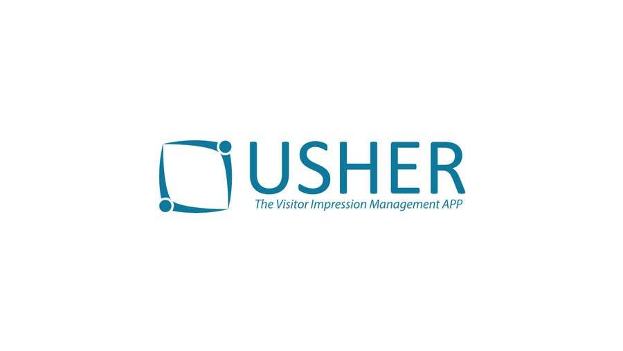 Inscrição nº 35 do Concurso para Design a Logo for a product names Usher