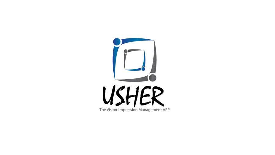 Inscrição nº 74 do Concurso para Design a Logo for a product names Usher