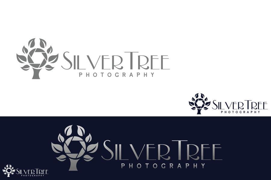 Bài tham dự cuộc thi #                                        14                                      cho                                         Design A Logo for New Photographer - Silver Tree Photography