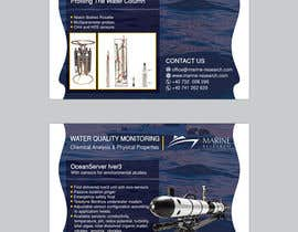 #34 для Flyer for water quality monitoring devices от jnaggiar