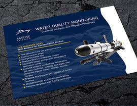#20 для Flyer for water quality monitoring devices от natspearldesign