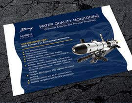 #21 для Flyer for water quality monitoring devices от natspearldesign