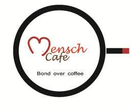 #107 para Design a Logo + Slogan for Mensch Cafe por wordarcher