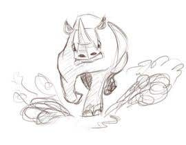 #6 untuk Illustrate Something for Charging Rhino oleh dianagraur