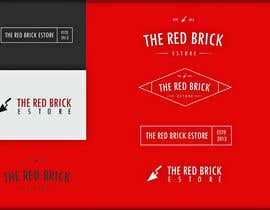 nº 30 pour Design a Logo for Red Brick Estore par roman230005