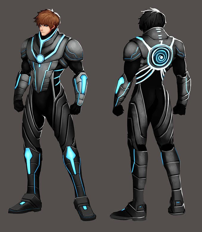 Entry #21 By Floresnone For Power Suit / Space Suit Design