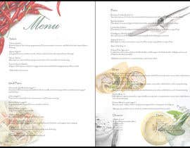 #2 cho Design a menu for my  restaurant bởi zozephin