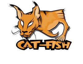 #41 cho Design a Logo for Cat-Fish bởi mckirbz