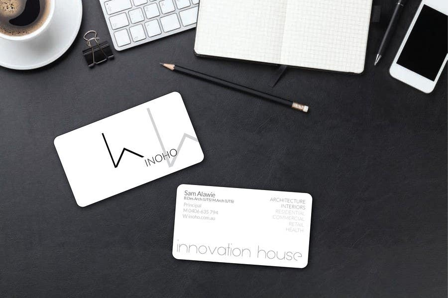 Entry #14 by tamlynhay1 for architect logo design - business cards ...