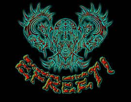 #205 para Metal band logo (top 3) por mihaicristian82