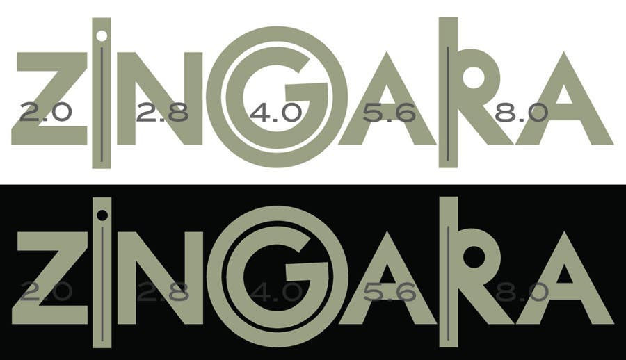 Konkurrenceindlæg #                                        371                                      for                                         Logo Design for ZINGARA