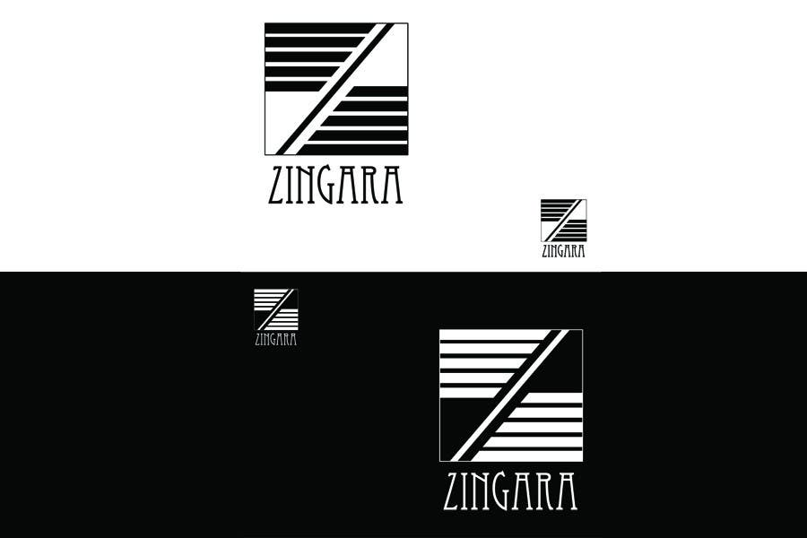 Bài tham dự cuộc thi #                                        445                                      cho                                         Logo Design for ZINGARA