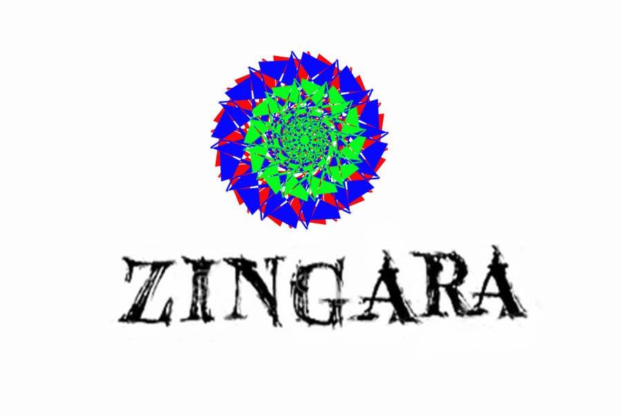 Konkurrenceindlæg #                                        456                                      for                                         Logo Design for ZINGARA