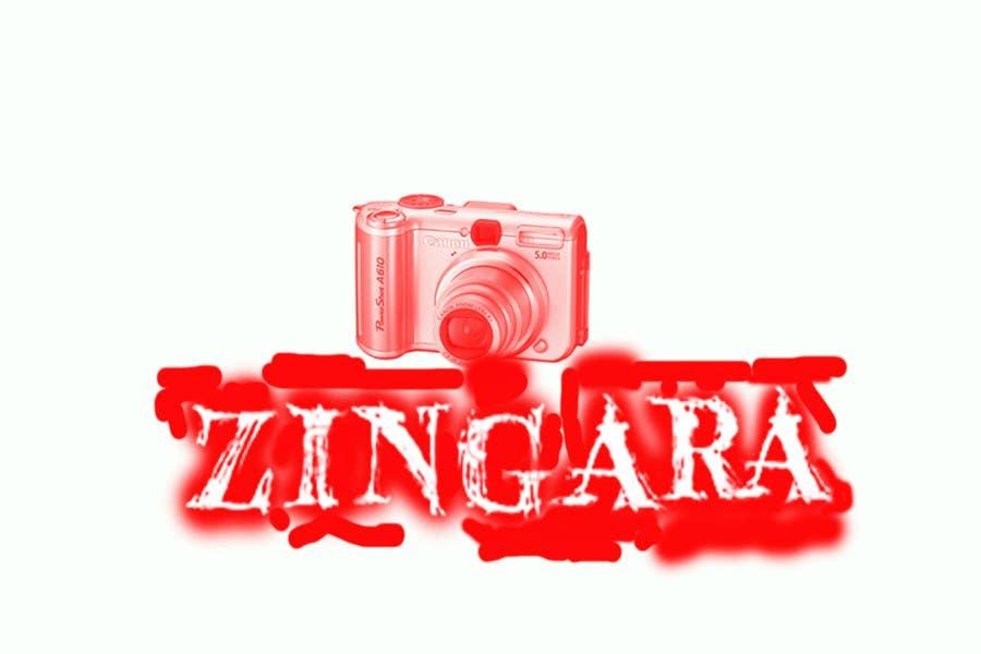 Bài tham dự cuộc thi #                                        389                                      cho                                         Logo Design for ZINGARA