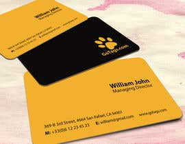 #34 untuk Business Card Design for GoTags.com LLC oleh topcoder10
