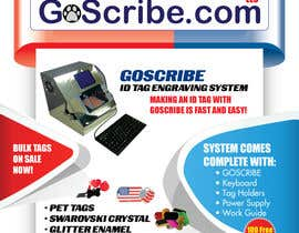 #8 for Brochure Design for GoScribe.com LLC by mohihashmi