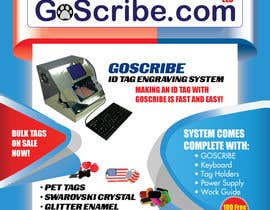 #9 for Brochure Design for GoScribe.com LLC by mohihashmi
