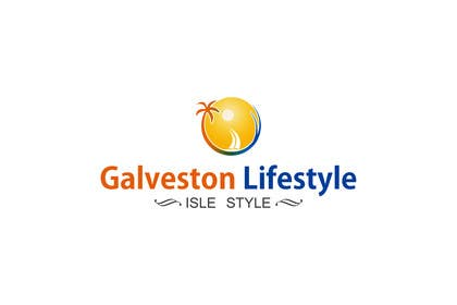 #34 for Design a Logo for Galveston Lifestyle by kk58