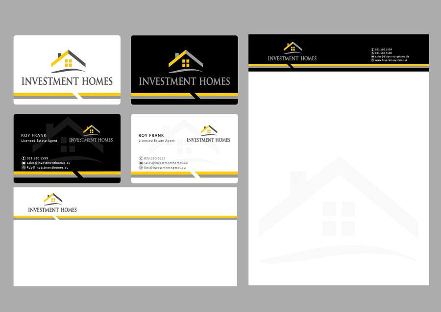 Kilpailutyö #9 kilpailussa Logo and Business Card Design