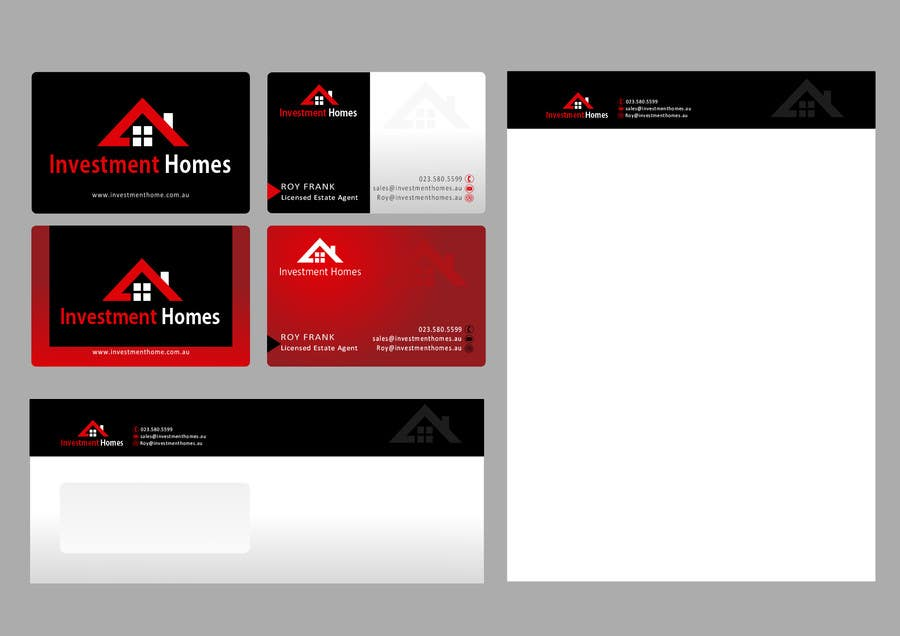 #31 for Logo and Business Card Design by catalinorzan