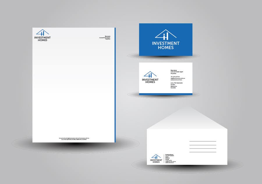 #39 for Logo and Business Card Design by princevtla