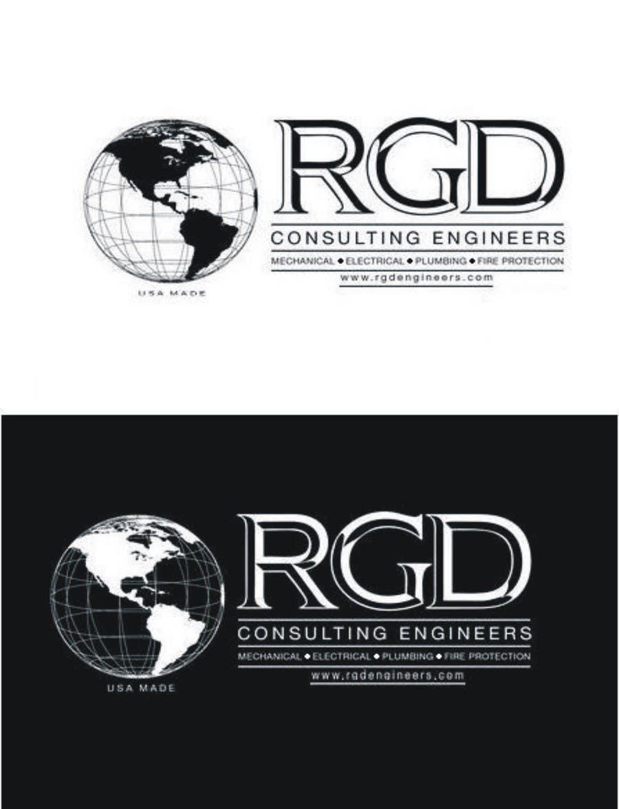 Penyertaan Peraduan #427 untuk Logo Design for RGD & Associates Inc, Consulting engineers, www.rgdengineers.com