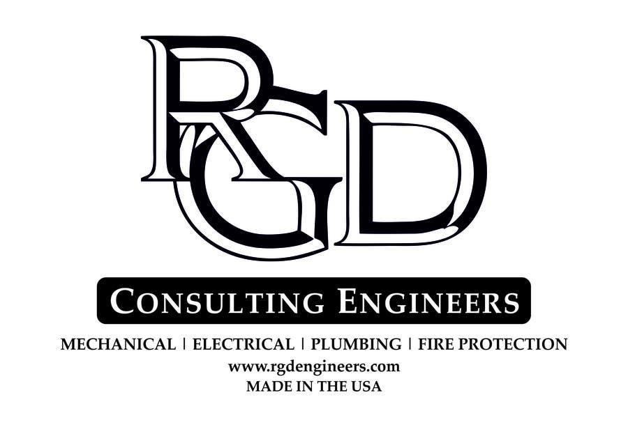 logo design for rgd  u0026 associates inc  consulting engineers