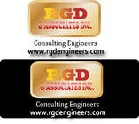 Graphic Design Entri Peraduan #142 for Logo Design for RGD & Associates Inc, Consulting engineers, www.rgdengineers.com